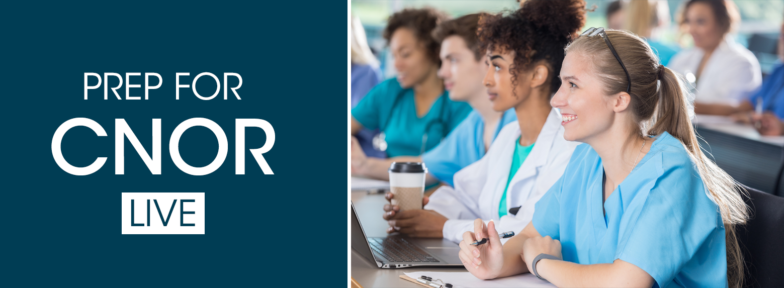 Aorn prep for cnor live aorn twin cities aorn supports members and non members personal and professional goals to achieve cnor certification 1betcityfo Choice Image